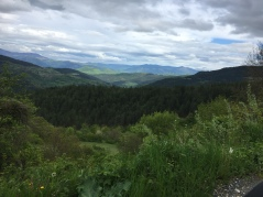 In den Bergen