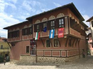 Balabanov Haus