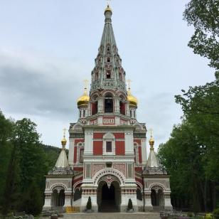 Gedächtniskirche in Shipka