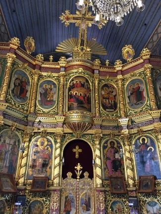 Orthodoxe Ikonostase