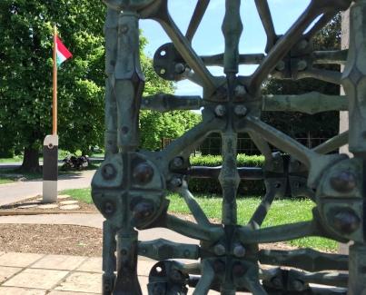 Das Tor in Mohacs