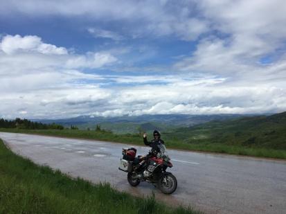 Am Weg nach Kopaonik
