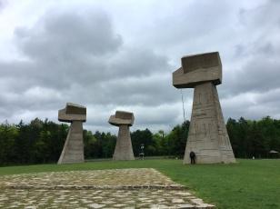 Bubanja Memorial in Nis