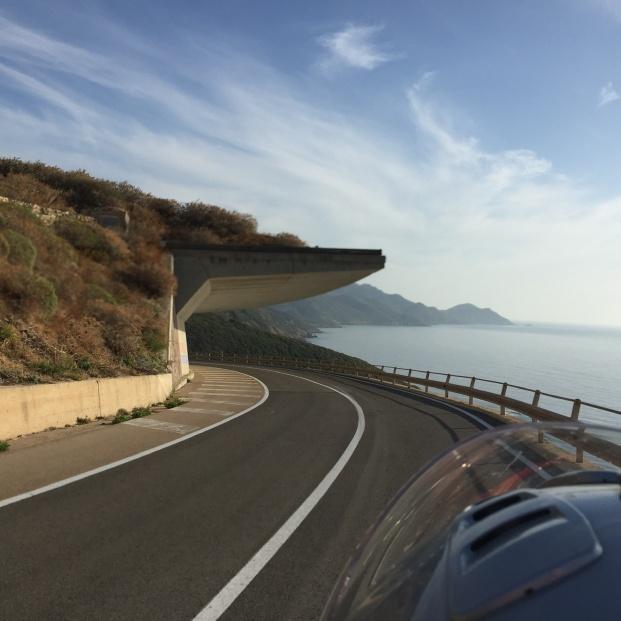 Von Alghero nach Bosa