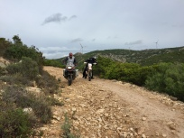 Off-road in Sardinien