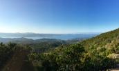 Blick Zur Inselgruppe San Maddalena